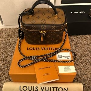Louis Vuitton Vanity PM Brand new!!! 💓